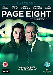 Page Eight [DVD] [2011]