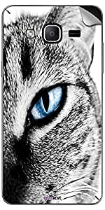 GsmKart SGO5 Mobile Skin for Samsung Galaxy On5 (White, Galaxy On5-506)