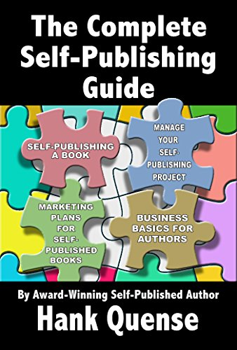 Book cover image for Complete Self-publishing Guide