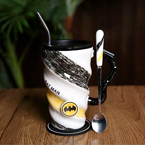 Dong Estilo Japonés Cerámica Gruesa Latte Café Taza Tarde Té De Avena Twisted Taza De Avena De Agua Creativo Vintage Home Decor Un