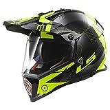 Helm LS2MX436Pioneer Fluor S Fluor