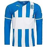 Puma 739504–Camiseta de fútbol manga larga 741041-01 Talla:large