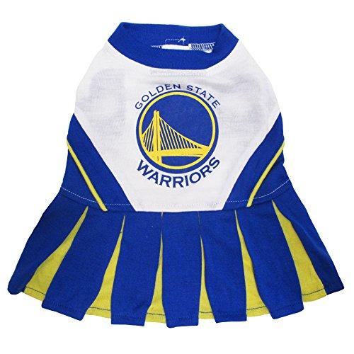 First NBA Golden State Warriors Hund Cheerleader Kleid
