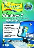 Professor Teaches Windows 7 Advanced Training (PC DVD)