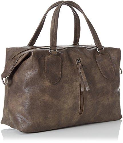 Tamaris - CORDELIA Shoulder Bag, Borse a Tracolla Donna Marrone (Marrone (moka))