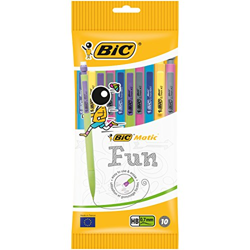 Bic Matic Combos de 10 portaminas 0,7