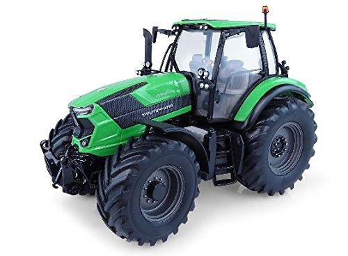 Trattore deutz fahr ttv 7250 2017 version 1:32 - universal hobbies - mezzi agricoli e accessori - die cast - modellino