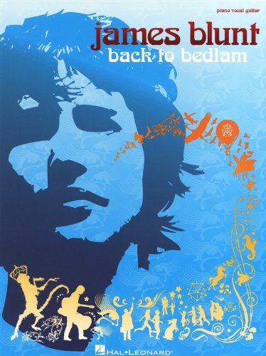 James Blunt: Back To Bedlam. Partitions ...
