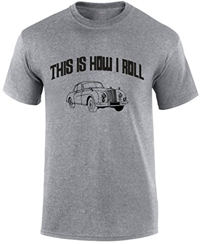 this-is-how-i-roll-vintage-car-automobile-rolls-royce-slogan-funny-t-shirt-t-shirt-top-gift-grey-lig