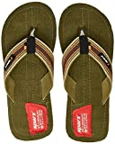 Sparx Men's Camel Brown Flip-Flops and House Slippers - 9 UK/India (43.33 EU) (SFG-12)