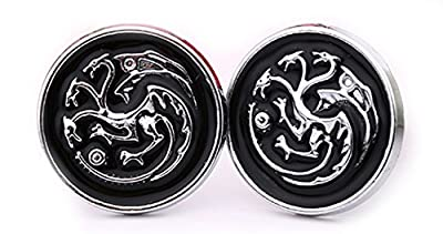 Game of Thrones Metal Cufflinks and Presentation box