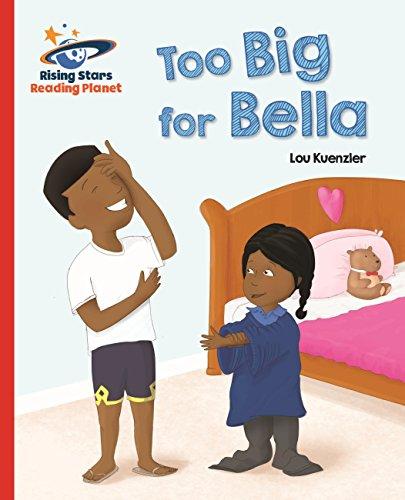 Too big for Bella