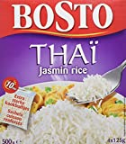 Bosto Arroz Thai Jazmín - 16 Paquetes