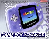 Game Boy Advance Konsole Clear Blue -