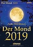 Der Mond 2019 Tagesabreißkalender