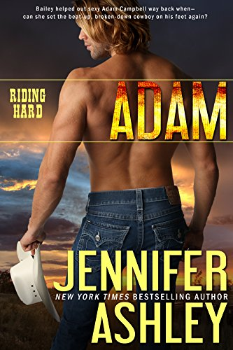 Show Western Horse (Adam (Riding Hard Book 1) (English Edition))