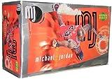 1998 Upper Deck NBA Basketball Michael Jordan Sticker 1-100 Komplett
