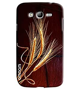 Omnam Wheat Leaves Printed Designer Back Cover Case For Samsung Galaxy Grand