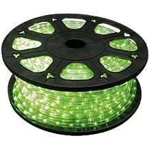 Velleman ight rll45g LED Luz serpiente, 45m longitud x 13mm de diámetro, Verde