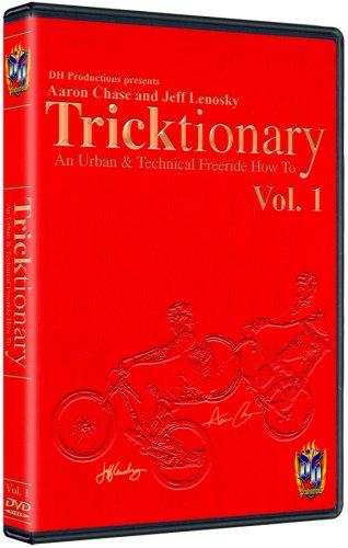 Tricktionary DVD Mountain Bike Freeride Instructional