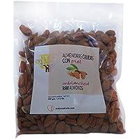 Mallorcafruits Almendras Crudas con Piel - 500 gr