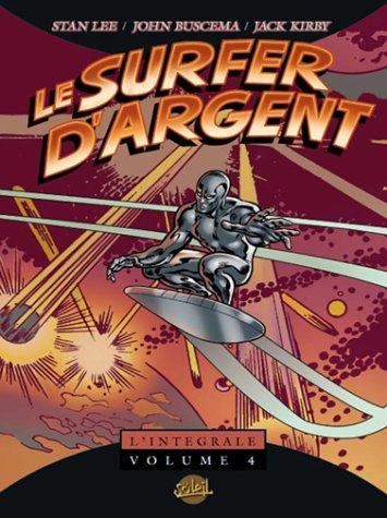 Le Surfer d'argent : Integrale, tome 4 par S. Lee