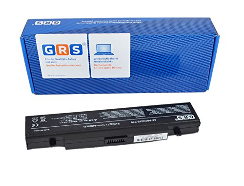 GRS Batterie pour Samsung P50, P60, P70, X60, R39, R40, R45, R65, R70, remplacé: AA-PB2NC6B, AA-PB2NC6B/E, AA-PB4NC6B, AA-PB4NC6B/E, AA-PL2NC9B/E, Laptop Batterie 4400mAh/49Wh, 11.1V