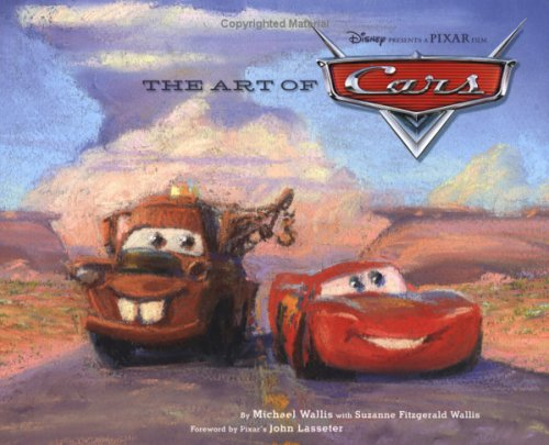 [ THE ART OF CARS[ THE ART OF CARS ] BY WALLIS, MICHAEL ( AUTHOR )MAY-04-2006 HARDCOVER ] By Wallis, Michael ( Author ) May- 2006 [ Hardcover ]