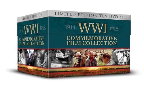 wwi-commemorative-film-collection-dvd-import-anglais