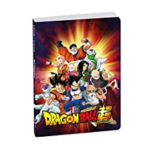 Clairefontaine Forum 184465E Diary 1 Day per Page August 2020 July 2021 12 cm x 17 cm Dragon Ball S Fire Red