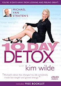 Michael Van Straten's 10 Day Detox With Kim Wilde [DVD]