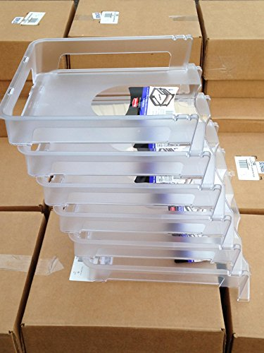 6-x-rubbermaid-2184-letter-tray-front-load-self-stacking-capacity-22kg-a4-clear