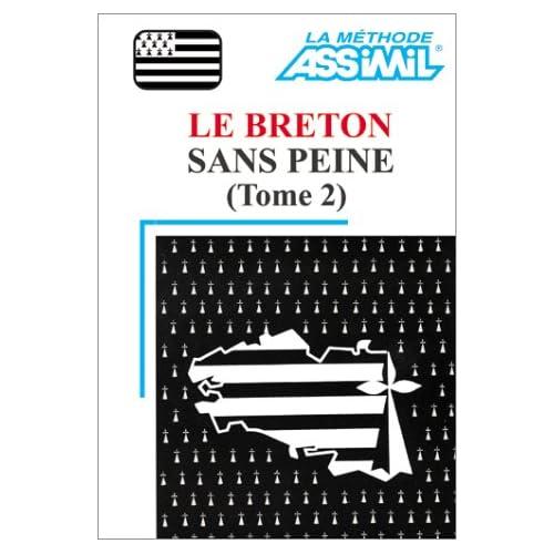 Le Breton sans peine, tome 2 (1 livre + coffret de 3 cassettes)