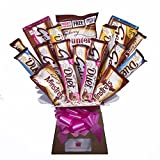 Galaxy XL Selection Chocolate Bouquet - Sweet Hamper Tree...