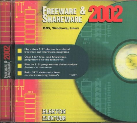 Freeware & shareware 2002. CD-ROM