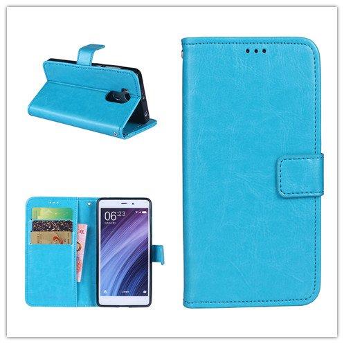 Funda® Flip Brieftasche Hülle für Homtom S8 (Muster 4)