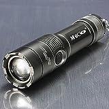 Bluelover Zoomable Lampe De Poche Led De B Meco Xm-L T6 18650