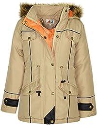 e791d5592 Amazon.co.uk  Beige - Jackets   Coats   Jackets  Clothing