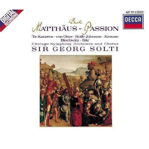 """J.S. Bach: St. Matthew Passion, BWV 244 - Part Two - """"Die aber Jesum gegriffen hatten"""""""
