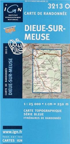 Dieue-sur-Meuse GPS: IGN3213O