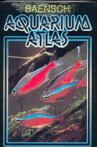 Mergus Aquarium Atlas Vol. I Softcover (Engl.Vers.)