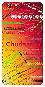 Chudaamani (Crest Jewel) Name & Sign Printed All over customize & Personalized!! Protective back cover for your Smart Phone : Samsung Galaxy A-5