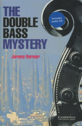The Double Bass Mystery Level 2 Book with Audio CD Pack (Cambridge English Readers)