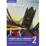 Make it! Plus level 2. Student's book-Workbook. Con e-book. Con espansione online. Per la Scuola media. Con DVD-ROM