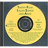 24 Italian Songs and Arias of the 17th and 18th Centuries