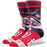 Bryce Harper Socken red