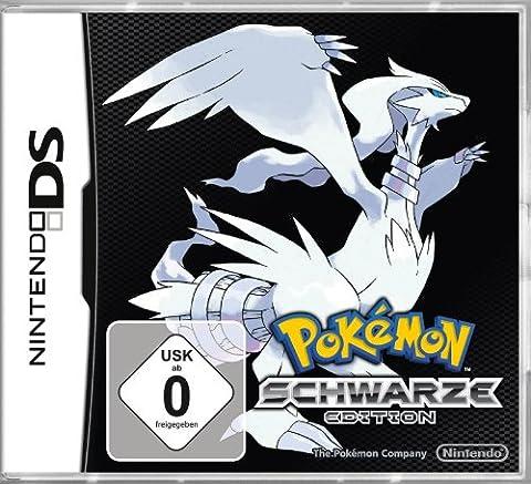 Pokemon - Schwarze Edition [Software Pyramide] - [Nintendo DS]