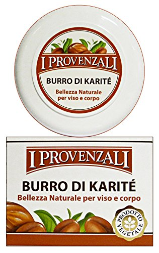 crema viso e corpo idratante naturale al burro di karite 100 ml