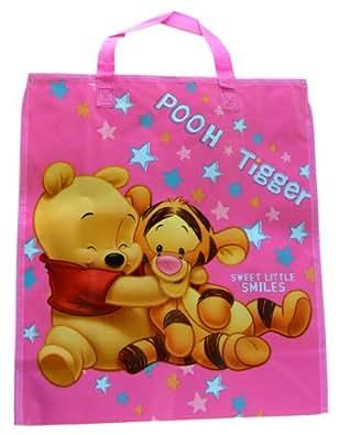 Disney Winnie l'ourson, toile-canvas de grande taille en tissage !