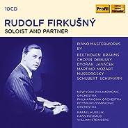 Rudolf Firkusny-Soloist and Partner